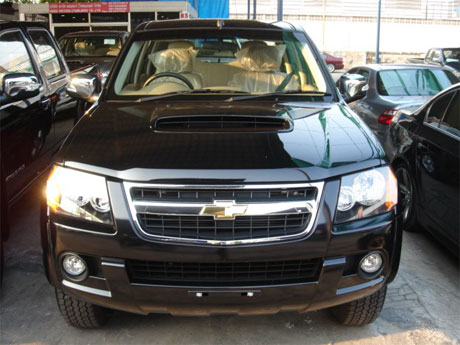 Chevy Colorado 2008 front - Get your Chevy now at Soni Motors Thailand and Jim 4x4 Thailand