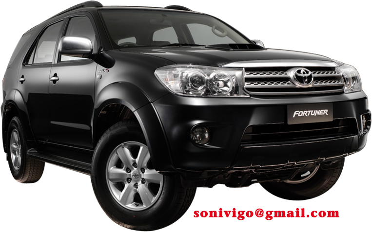 Toyota Fortuner 2009 is now available at Soni