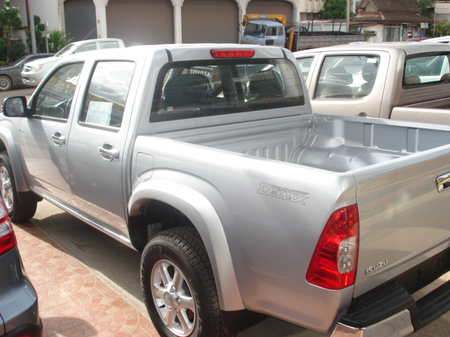 Soni is Asia's largest exporter of Left Hand Drive Isuzu DMax