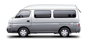 nissan urvan at thailand top new car exporter Soni Motors