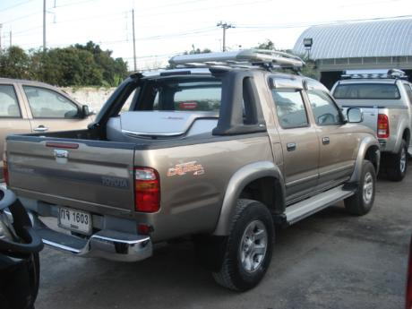 toyota D4D 2002-2004 Hilux Tiger from Thailand's and Dubai's top Toyota 
