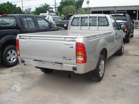 new and used Toyota Hilux Vigo Single Cab at Thailand's top Toyota new and used Hilux Vigo dealer Soni Motors Thailand