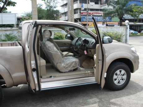 Toyota Hilux Vigo Smart Cab 2009 at Soni Motors Thailand
